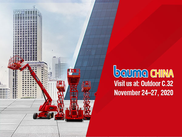 Green Power, Intelligent System,Equipment Solution Provider │LGMG is Getting Ready for bauma CHINA 2020